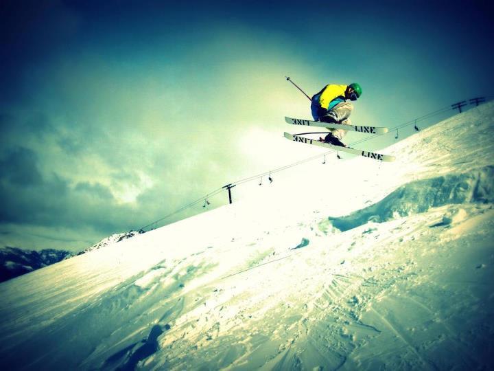 cornice jump