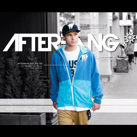 Afterbang Clothing Preview