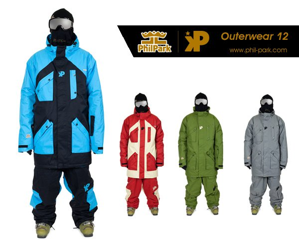Launching Outerwear!
