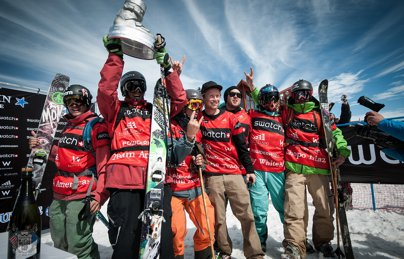 Team Americas Wins Swatch Skiers Cup