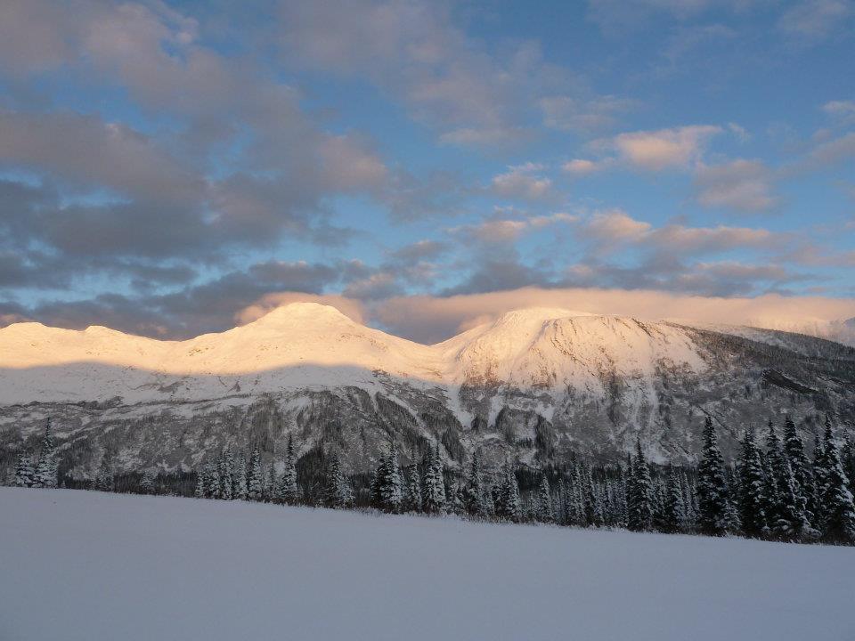 Mountain Range PK