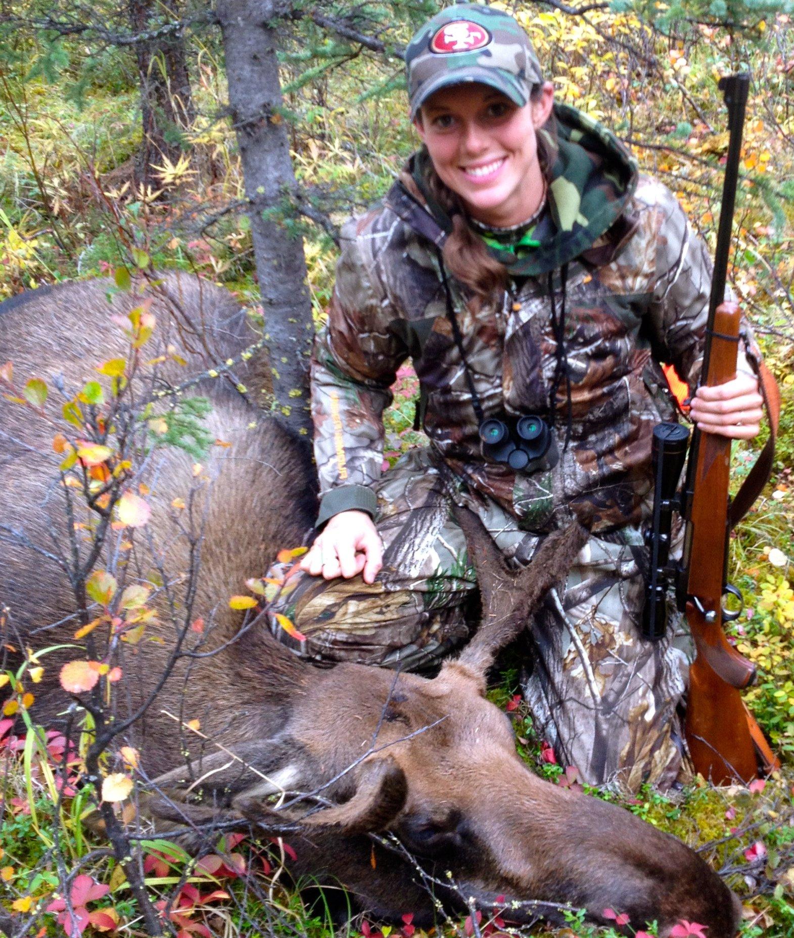 Successful Moose Hunt