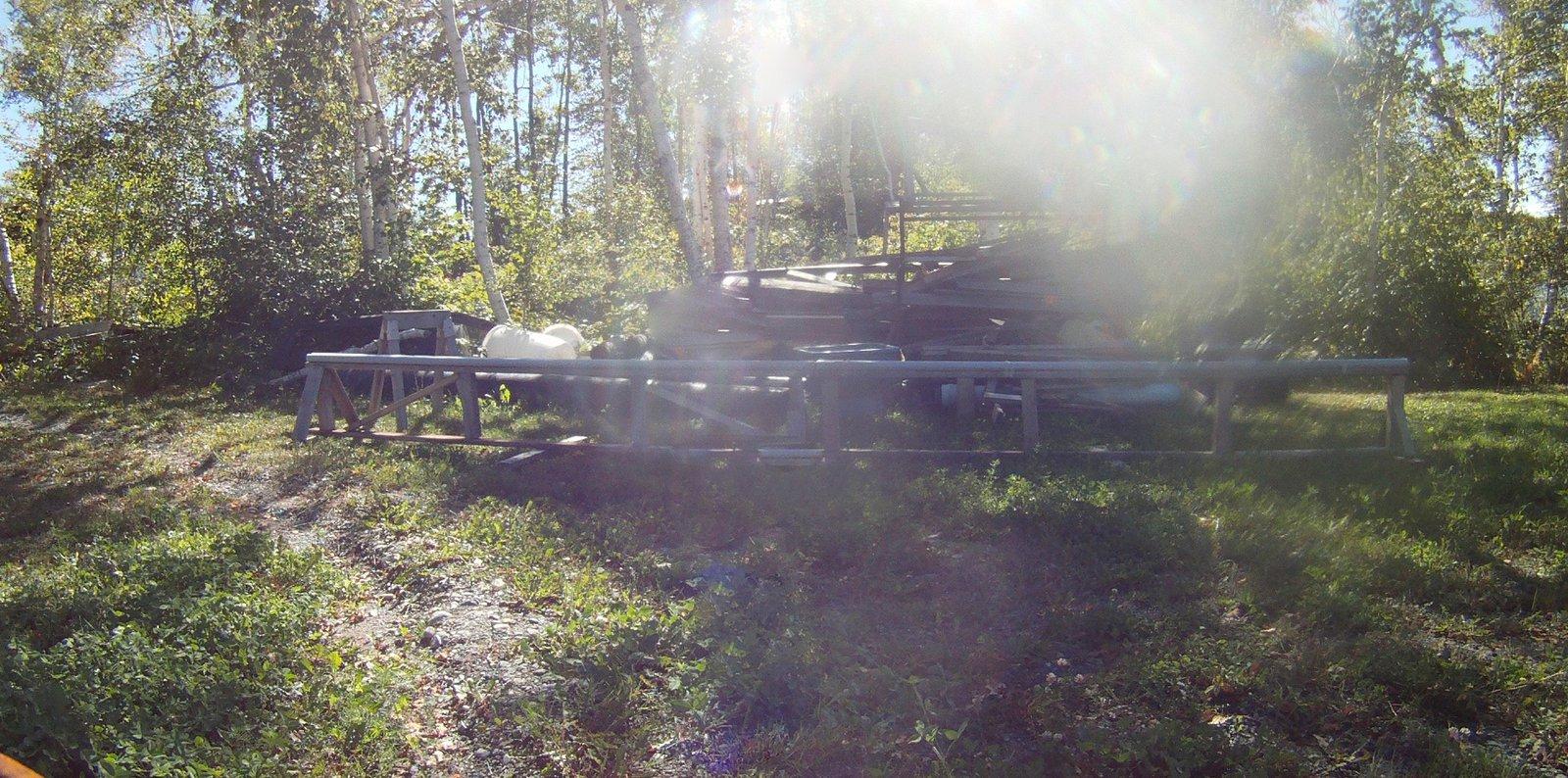 24 foot Rail