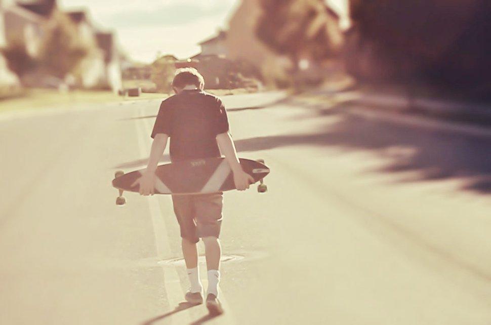 Longboard lifestyle