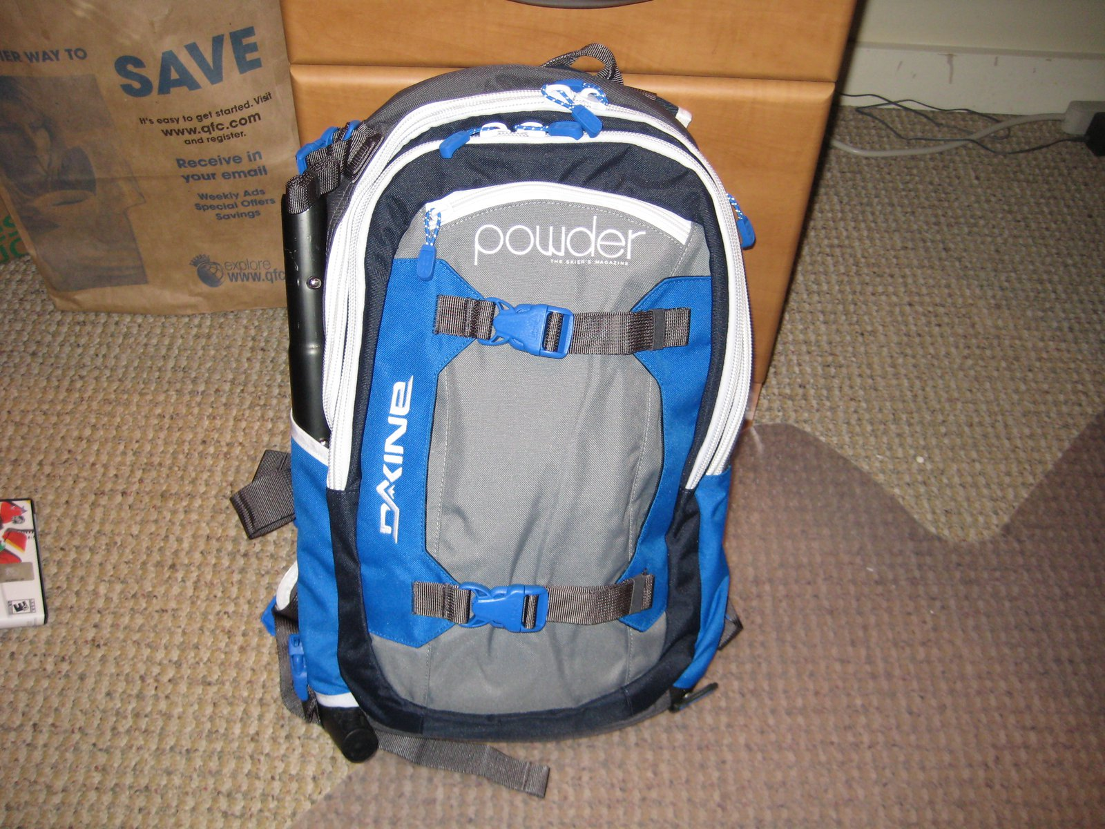 Powder Mag Dakine Backpack