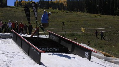 Keystone Backyard BBQ & Rail Session