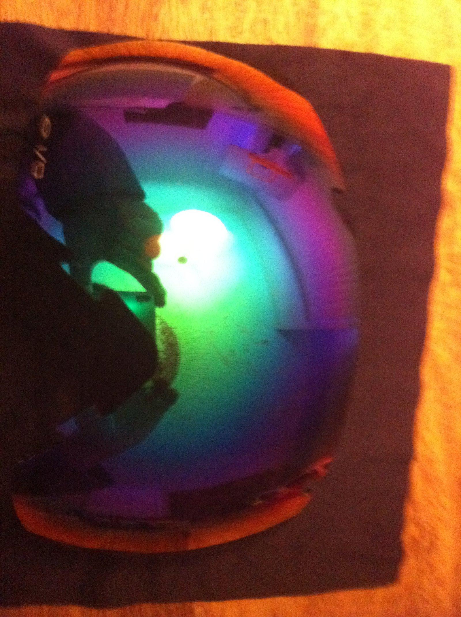 FS io's lens