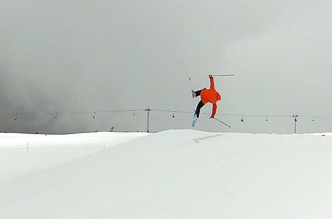 Solid landing