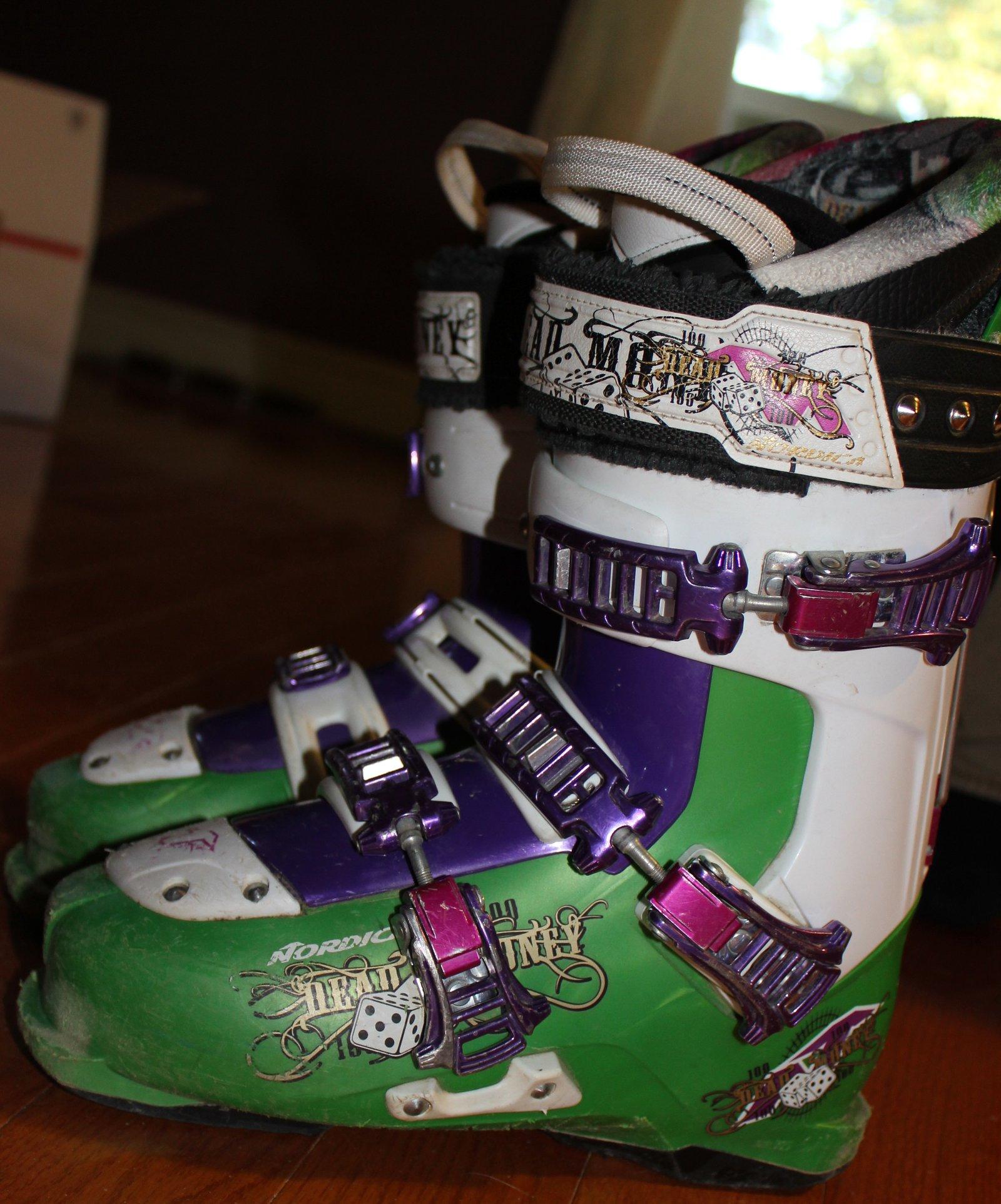nordica boots