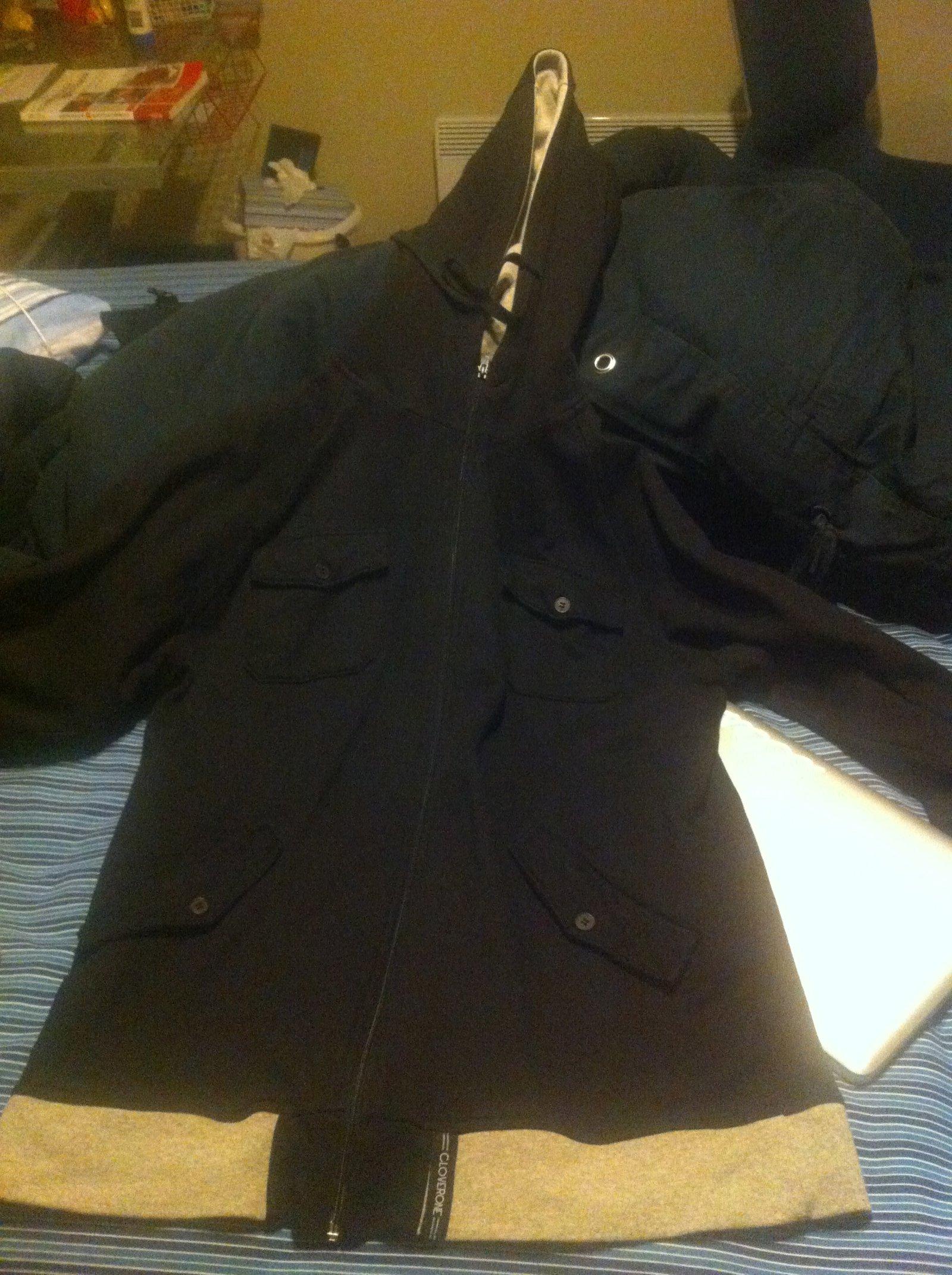 Cloverone pocket hoodie xl