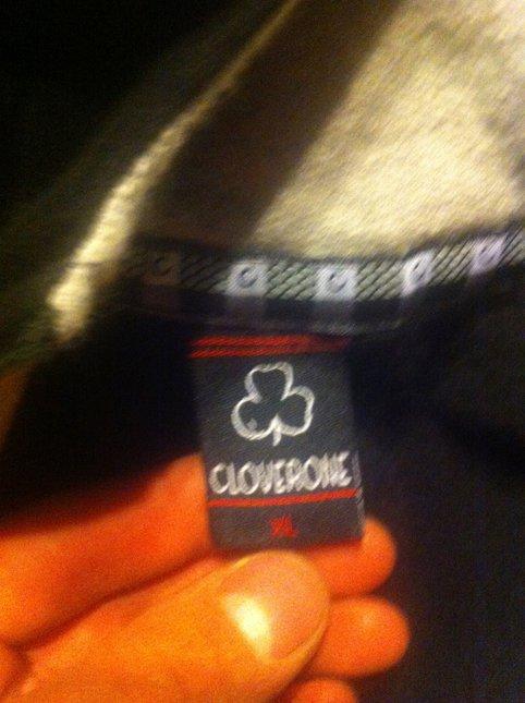 Cloverone Pocket hoodie