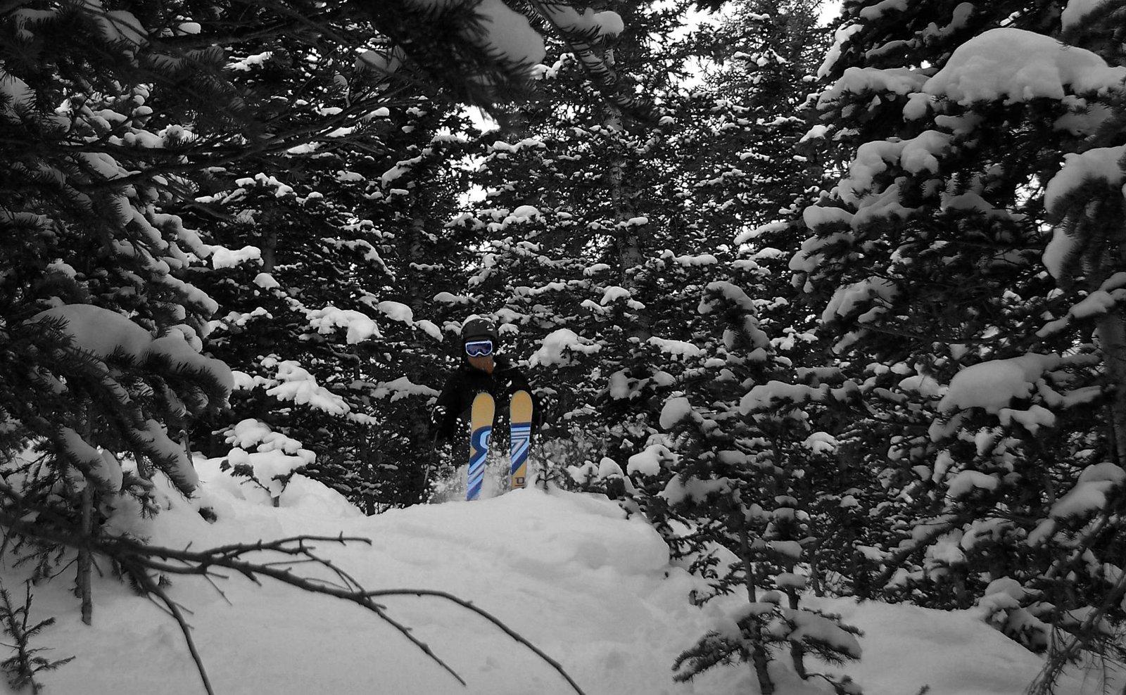 Roundtop Riders: Colorado Pow Pow