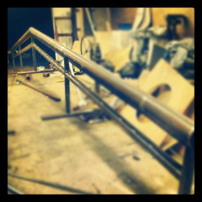 Up Flat Fabrication