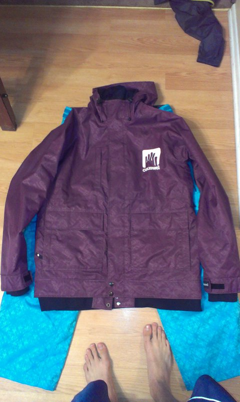 causwell jacket