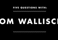 5 Questions With Tom Wallisch