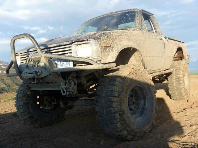 Brown Truck