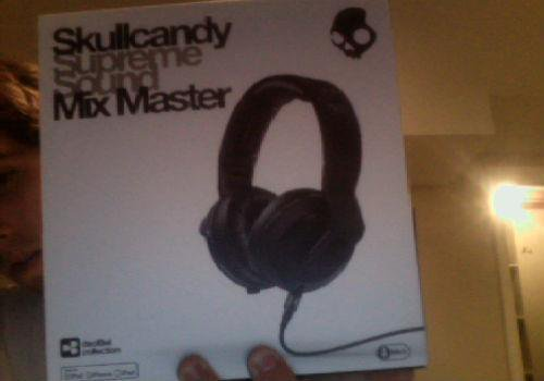 Skullcandy Mix Masters brand new CHEAP