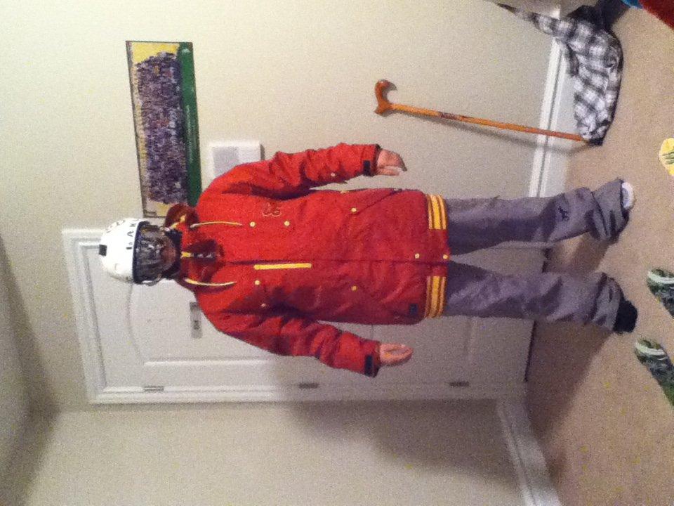 Saga demo jacket