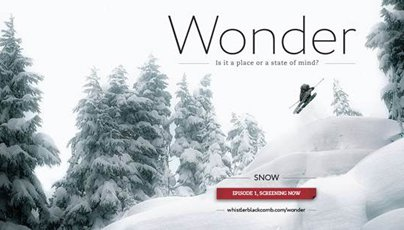 The Wonder Reels - Snow