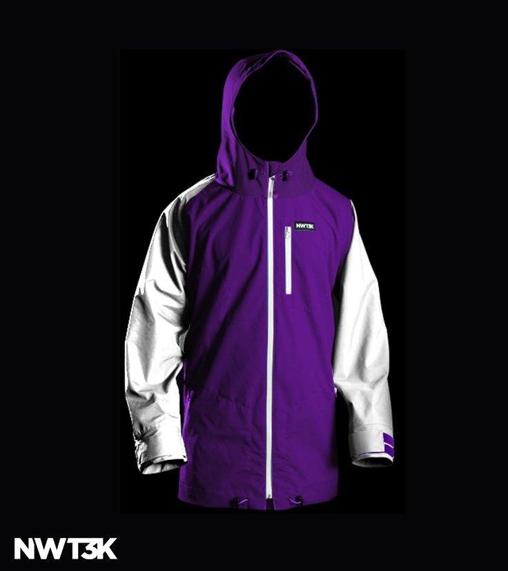 Build your own jacket - www.NWT3K.com