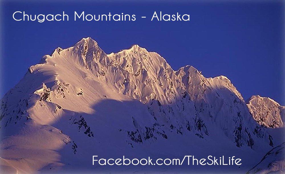 Chucagh Mountains, AK
