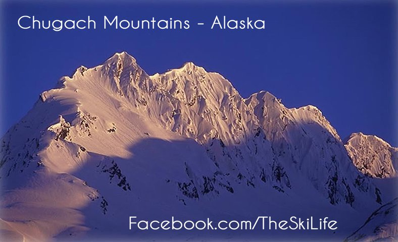 Chucagh Mountains, AK