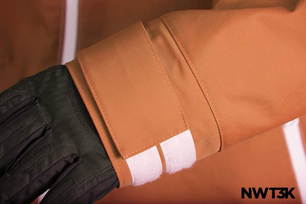 NWT3K Custom Jackets
