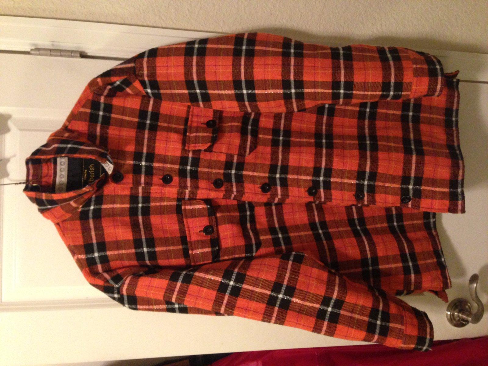 Auburn Flannel FS