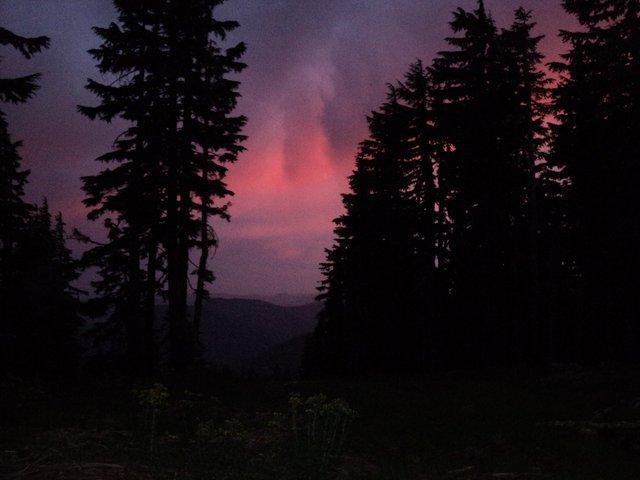 Mt Hood Camping