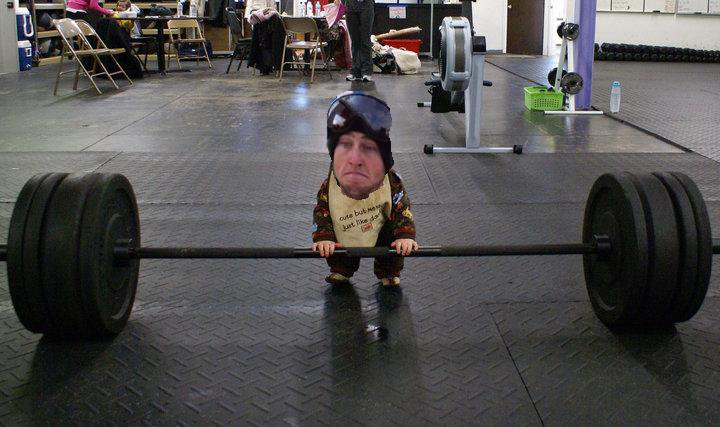 You lift bro?