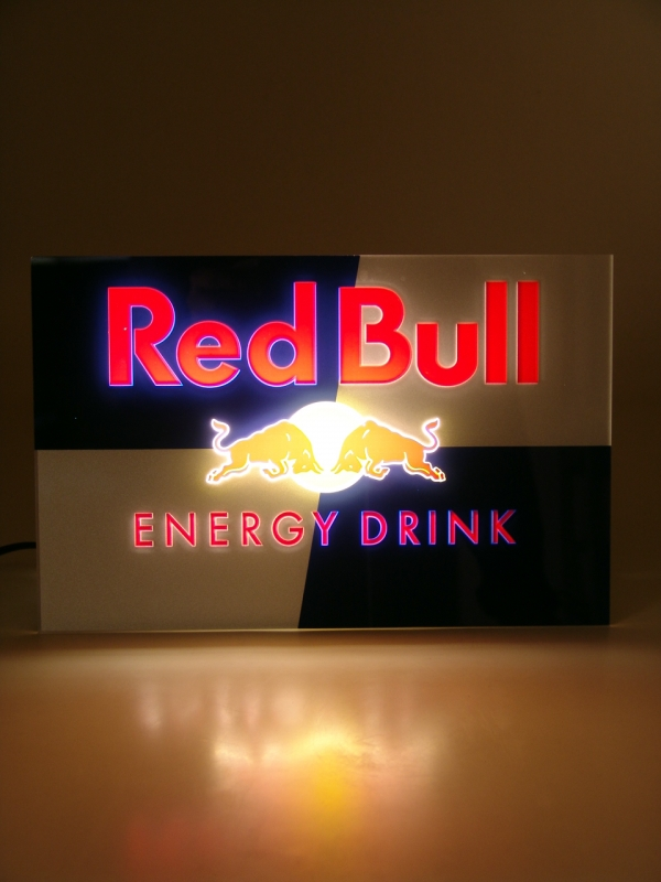 Red Bull Events >> FS/FT Red Bull light up sign - Sell and Trade ...
