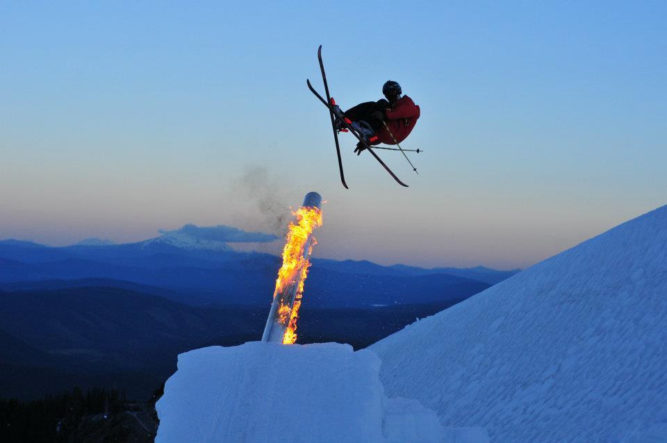 Black Man On Skis (BMOS) Will Rise