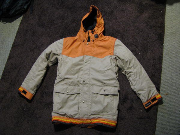 EP Jacket