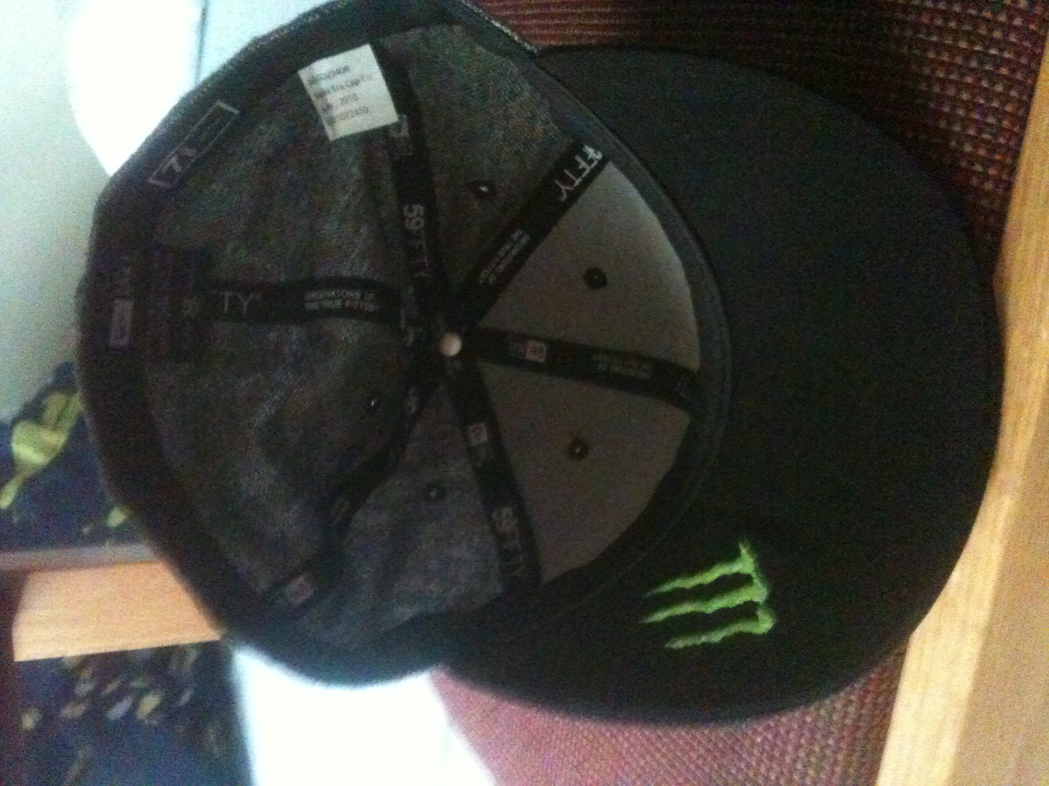 Monster Energy Athlete New Era for sale - Sell and Trade - Newschoolers.com cc59b7227c02