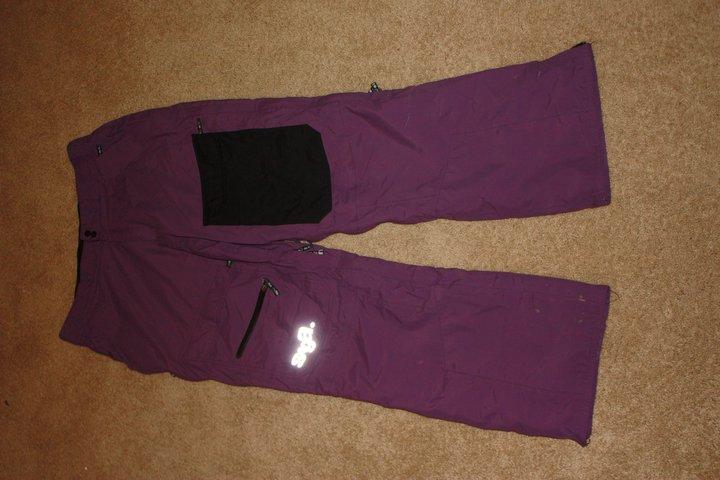 Saga pants XL