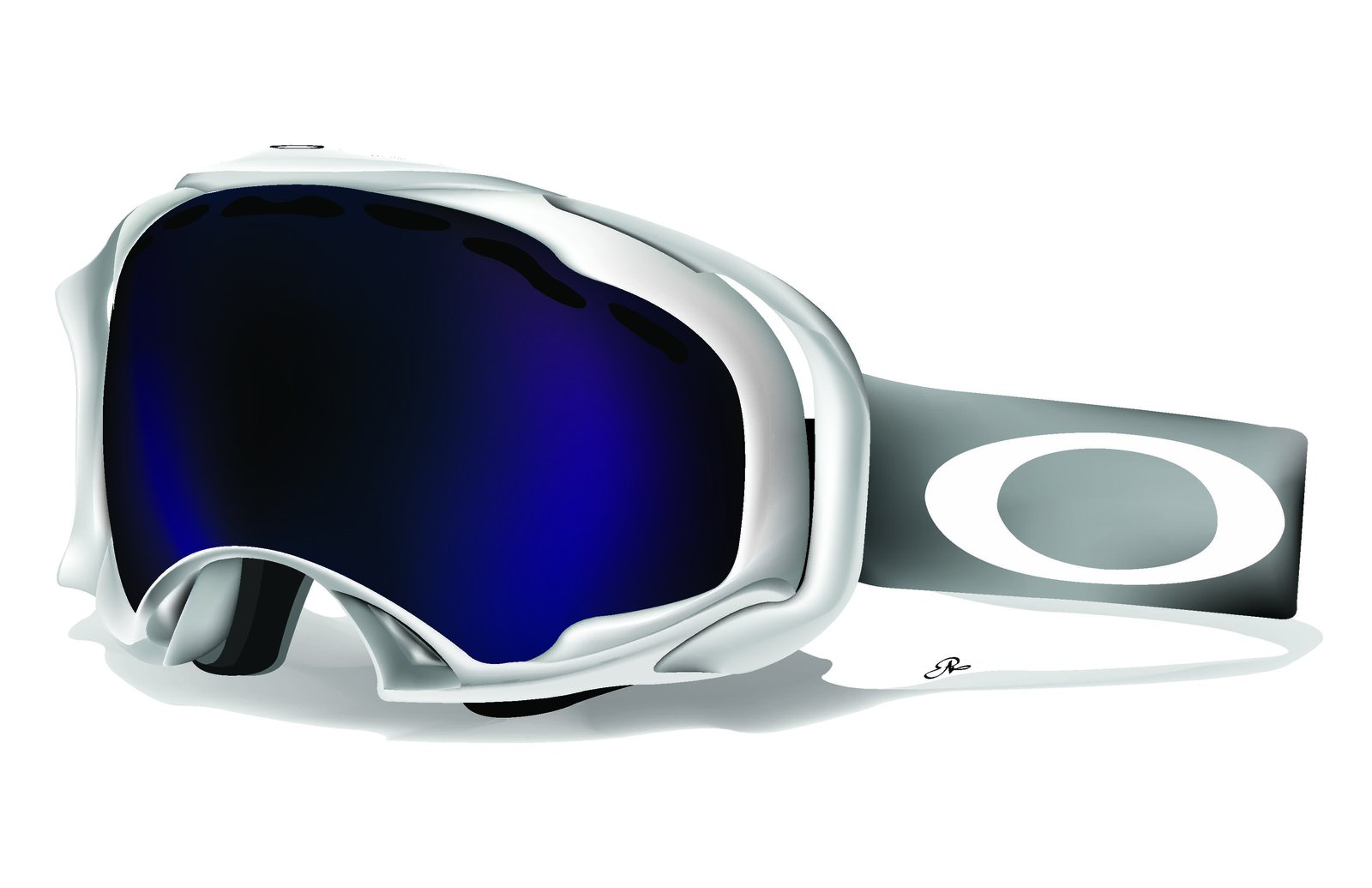 Oakley Splice Illustration