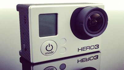 GoPro Announces Hero3