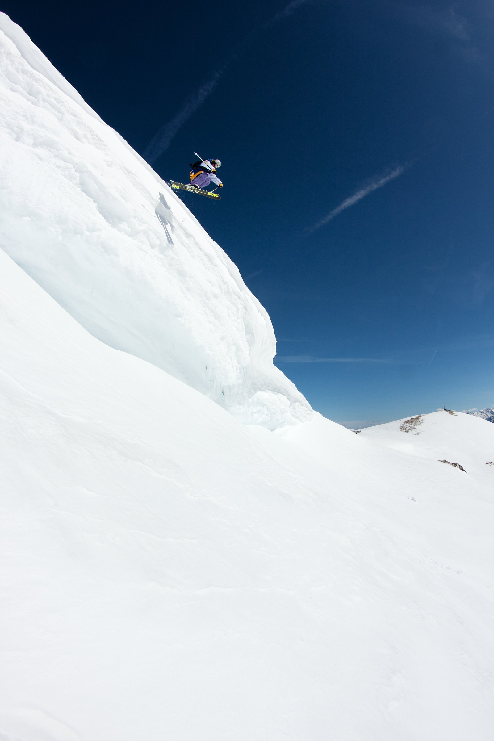 Dropping in!