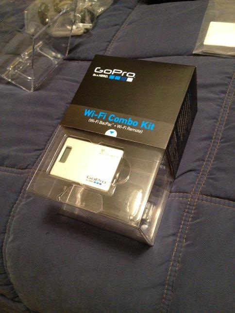 GoPro Wifi Bacpac