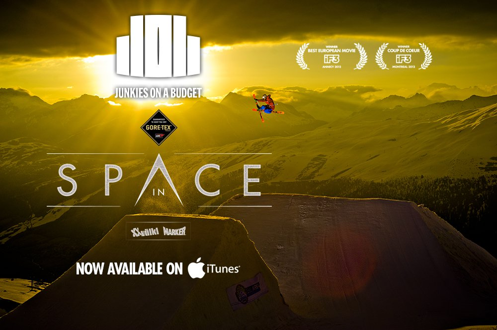 JOB In Space available on iTunes!