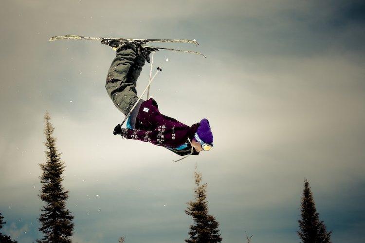 Superwoam...on Skis