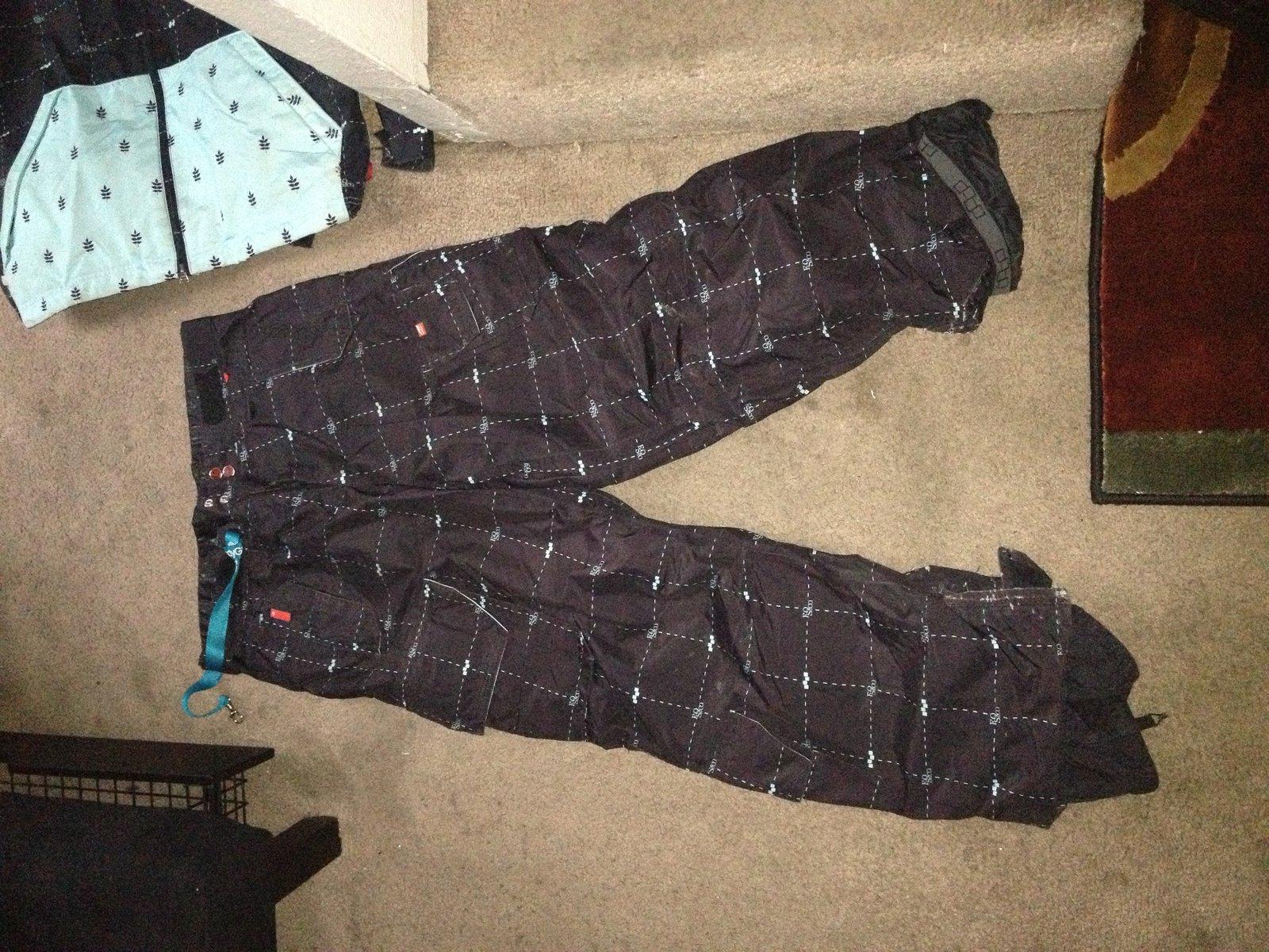 FS: Large, Foursquare pants