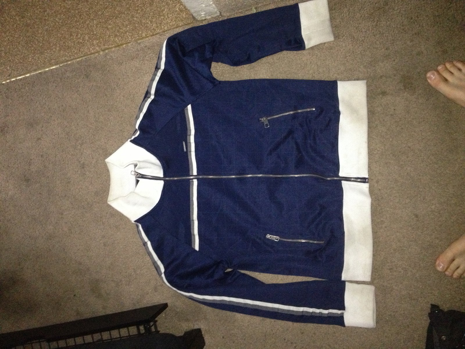 FS:Marc Ecko cut and sew line sport jacket