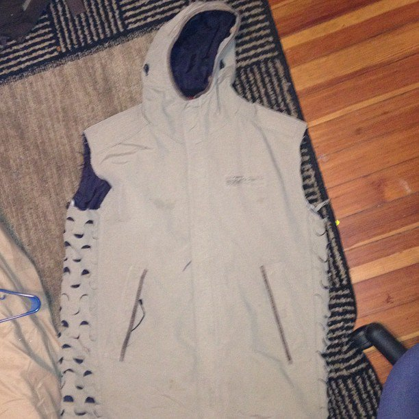 XL Custom Oakley Vest