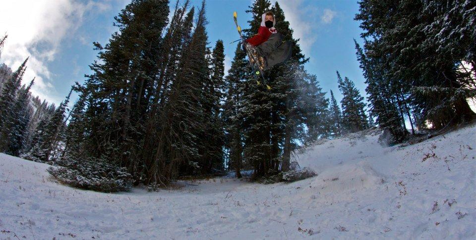 first jump the season!