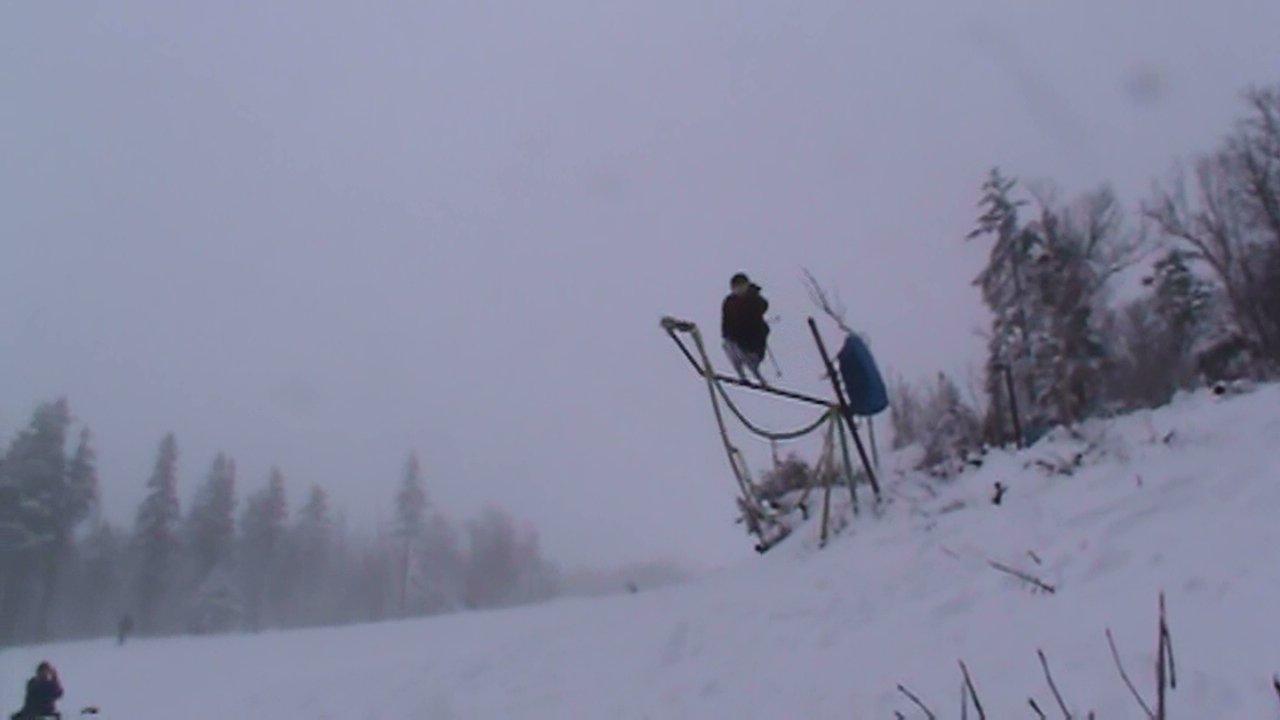 Snowgun Jump