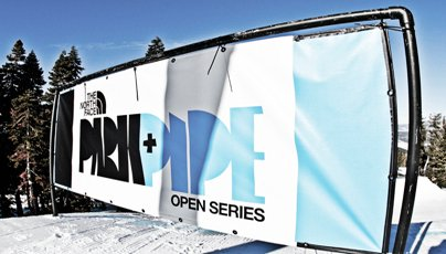 The North Face Park and Pipe Open Series Dates