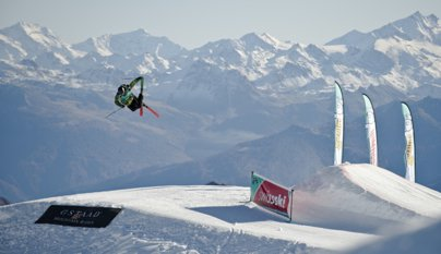 Glacier 3000 Invitational / Swiss Freeski Open