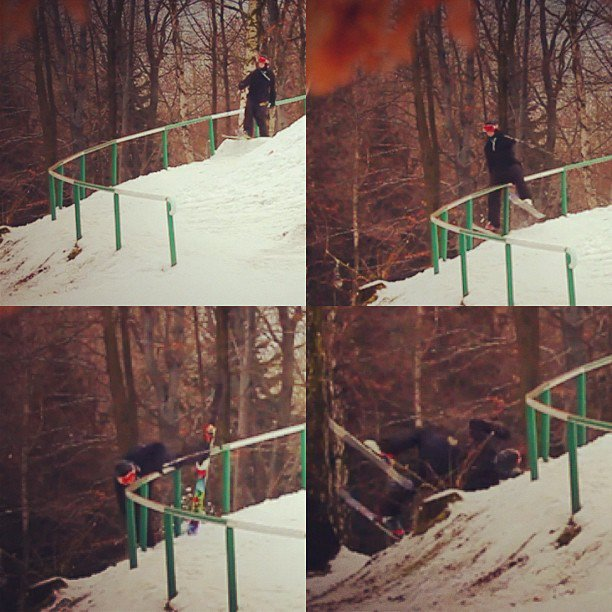 Rail Slam