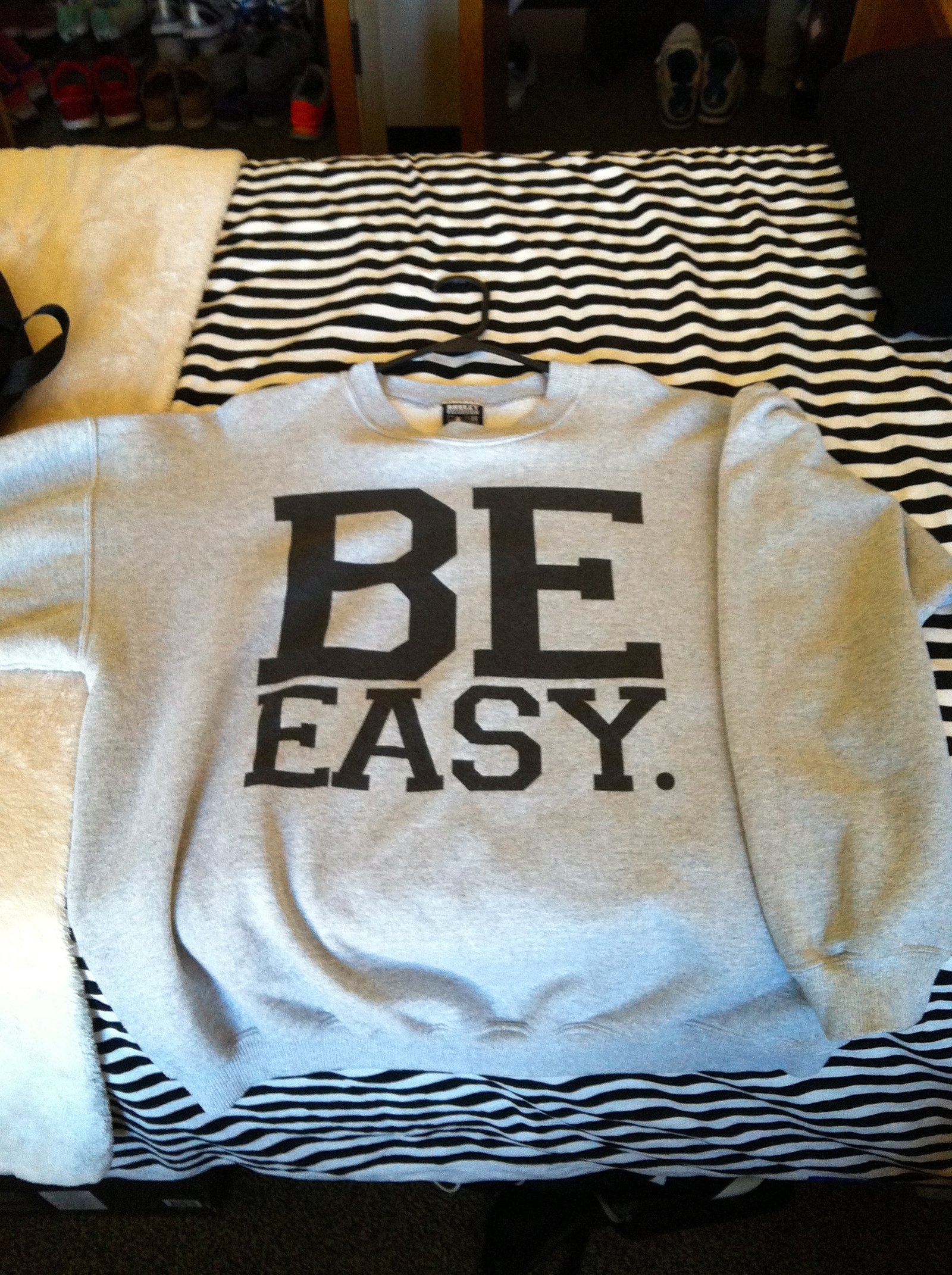 BE EASY